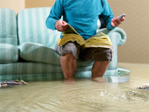 Water Damage Restoration in Colorado