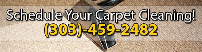 Schedule a Carpet Cleaning in Denver, Colorado